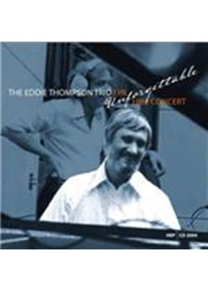 Eddie Thompson Trio - 1982 Concert, The (Music CD)