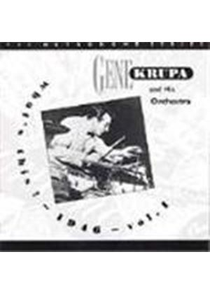 Gene Krupa & His Orchestra - Gene Krupa Vol.1 1946-1947 (What's This)