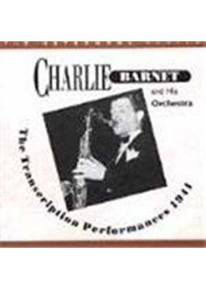 Charlie Barnet And His Orchestra - Transcription Performances 1941, The