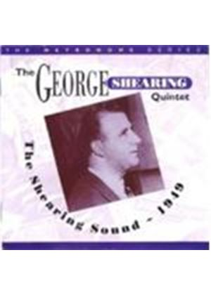 George Shearing Quintet (The) - Shearing Sound 1949, The