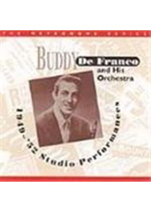 Buddy DeFranco & His Orchestra - 1949-1952