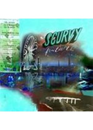 Scurvy - Fracture (Music CD)