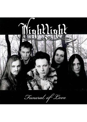 Nightlight - Funeral of Love (Music CD)