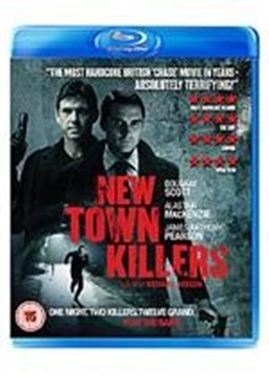 New Town Killers (Blu-Ray)