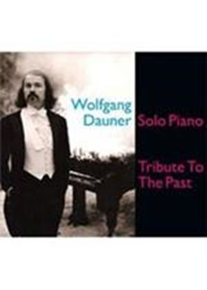 Wolfgang Dauner - Tribute To The Past (Music CD)