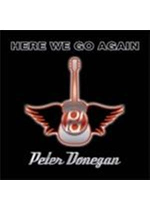 Peter Donegan Band (The) - Here We Go Again (Music CD)