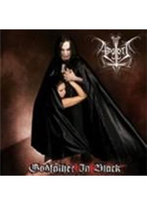 Abgott - Godfather In Black (Music CD)