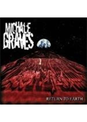 Michale Graves - Return To Earth (Music CD)