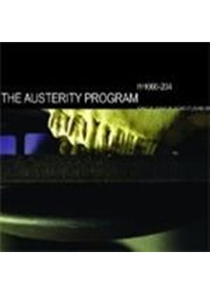 Austerity Program - Backsliders And Apostates Will Burn (Music CD)