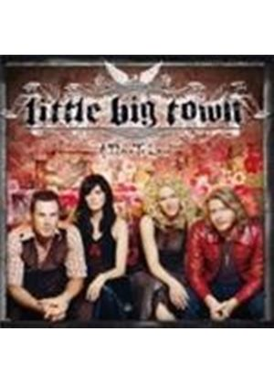Little Big Town - Place To Land, A (Music CD)