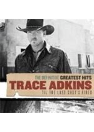 Trace Adkins - Definitive Greatest Hits (Music CD)