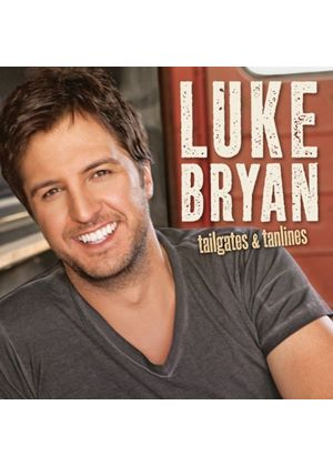 Luke Bryan - Tailgates & Tanlines (Music CD)
