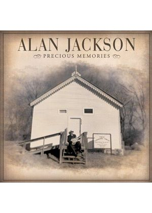 Alan Jackson - Precious Memories (Music CD)