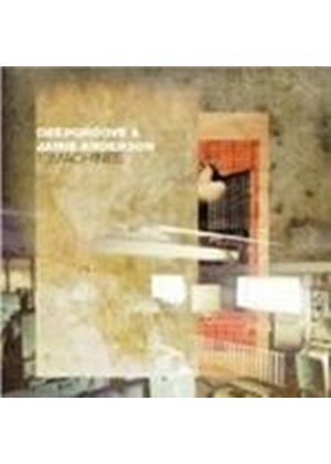Deepgroove & Jamie Anderson - 13 Machines (Music CD)