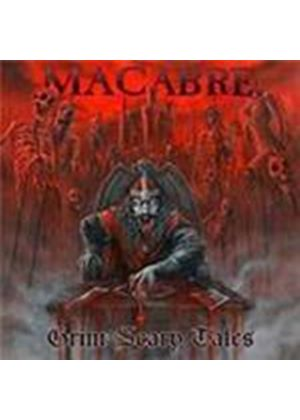 Macabre - Grim Scary Tales (Music CD)