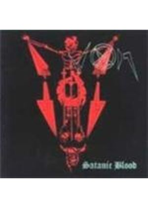 Von - Satanic Blood (Music CD)