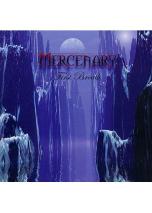 Mercenary - First Breath (Music CD)