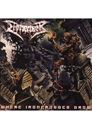 Dismember - Where Ironcrosses Grow (Music CD)