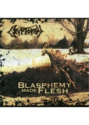 Cryptopsy - Blasphemy Made Flesh (Music CD)