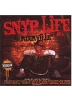 Synplife 354 - Murdervilled (Music Cd)
