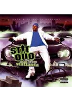 Stat Quo - Man From Stalanta, The (Music CD)