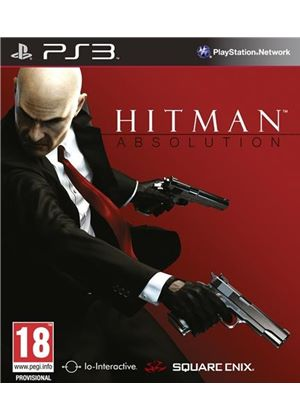 Hitman: Absolution - Essentials (PS3)