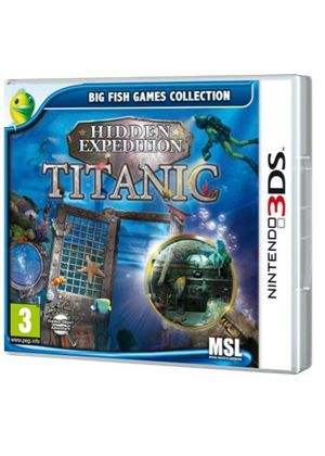 Hidden Expectations: Titanic (3DS)