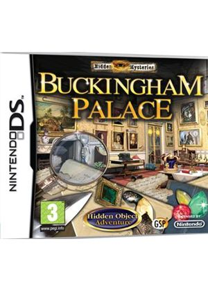 Hidden Mysteries - Buckingham Palace (Nintendo DS)