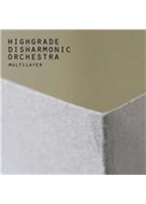Highgrade Disharmonic Orchestra - Multilayer (Music CD)