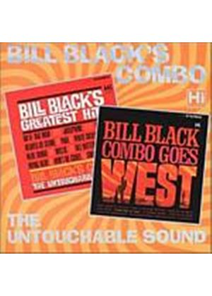 Bill Blacks Combo - Greatest Hits/Combo Goes West (Music CD)