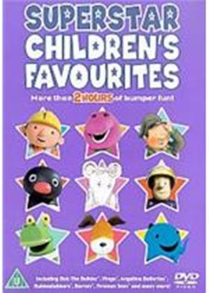 Childrens Favourites - Superstar (Two Discs)