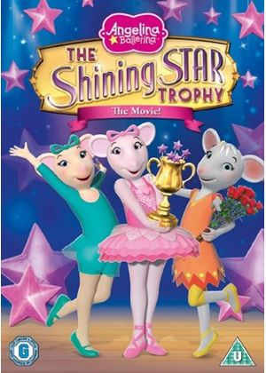 Angelina Ballerina - The Shinig Star Trophy