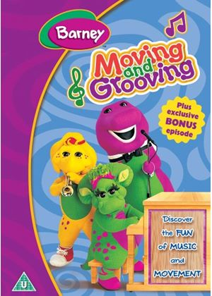 Barney - Moving And Grooving