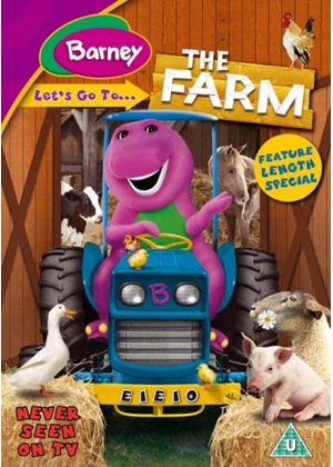 Barney - Lets Go To The Farm
