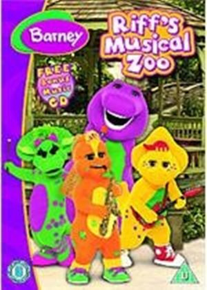 Barney - Riffs Musical Zoo