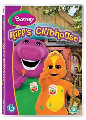Barney - Riff's Clubhouse