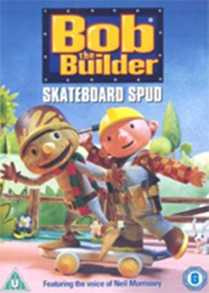 Bob The Builder - Skateboard Spud