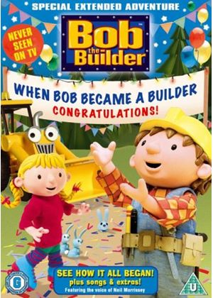 Bob The Builder - When Bob Became A Builder (Special Edition)