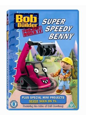 Bob The Builder - Project: Build It! - Super Speedy Benny