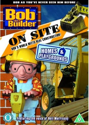 Bob The Builder - Onsite - Homes And Playgrounds