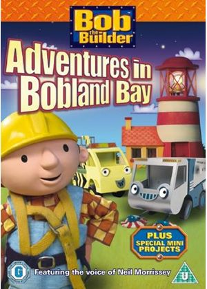 Bob The Builder - Adventure In Bobland Bay