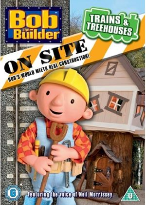 Bob The Builder - Trains And Treehouses