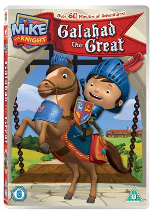 Mike The Knight - Galahad The Great!
