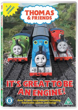 Thomas And Friends - It's Great To Be An Engine