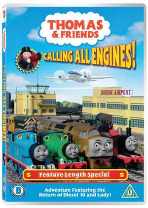 Thomas And Friends - Calling All Engines