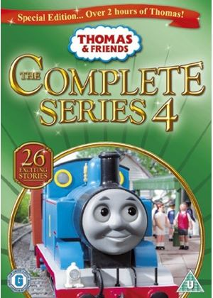 Thomas And Friends - Complete Series 4
