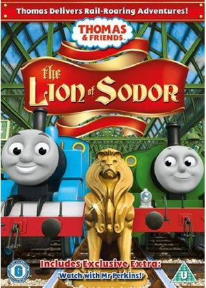 Thomas And Friends - The Lion Of Sodor