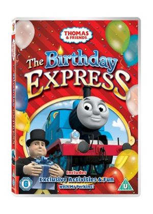 Thomas And Friends - Birthday Express