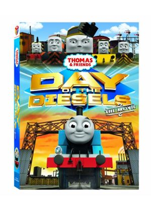 Thomas And Friends - Day Of The Diesels