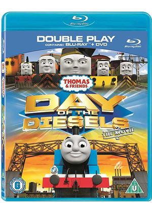 Thomas & Friends - Day of the Diesels (Blu-ray + DVD)